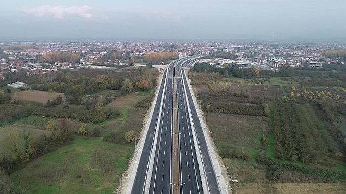 tem motorway is the end of july