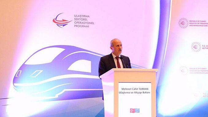 Turhan im letzten Jahr für Verkehrsinfrastrukturen Milliarden Milliarden Investitionen
