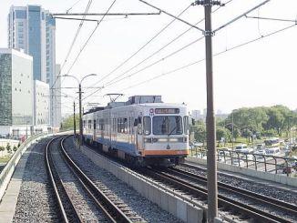 yenikapi ataturk lufthavn metro bayrampasa station erobrer park indgangen blev åbnet