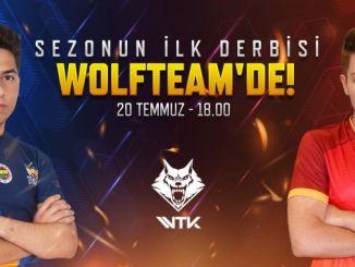 Wolfteam kalkon spänning kommer att hända i cup derby