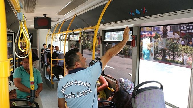 Air Conditioning Control for Buses in Alanya