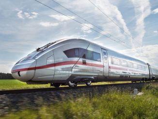 Alman demiryollarına milyar euroluk yatırım
