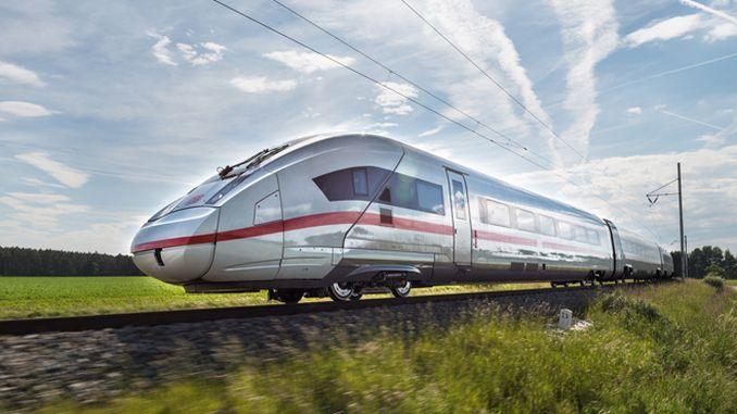 Инвестиции в миллиарды евро в немецкие железные дороги