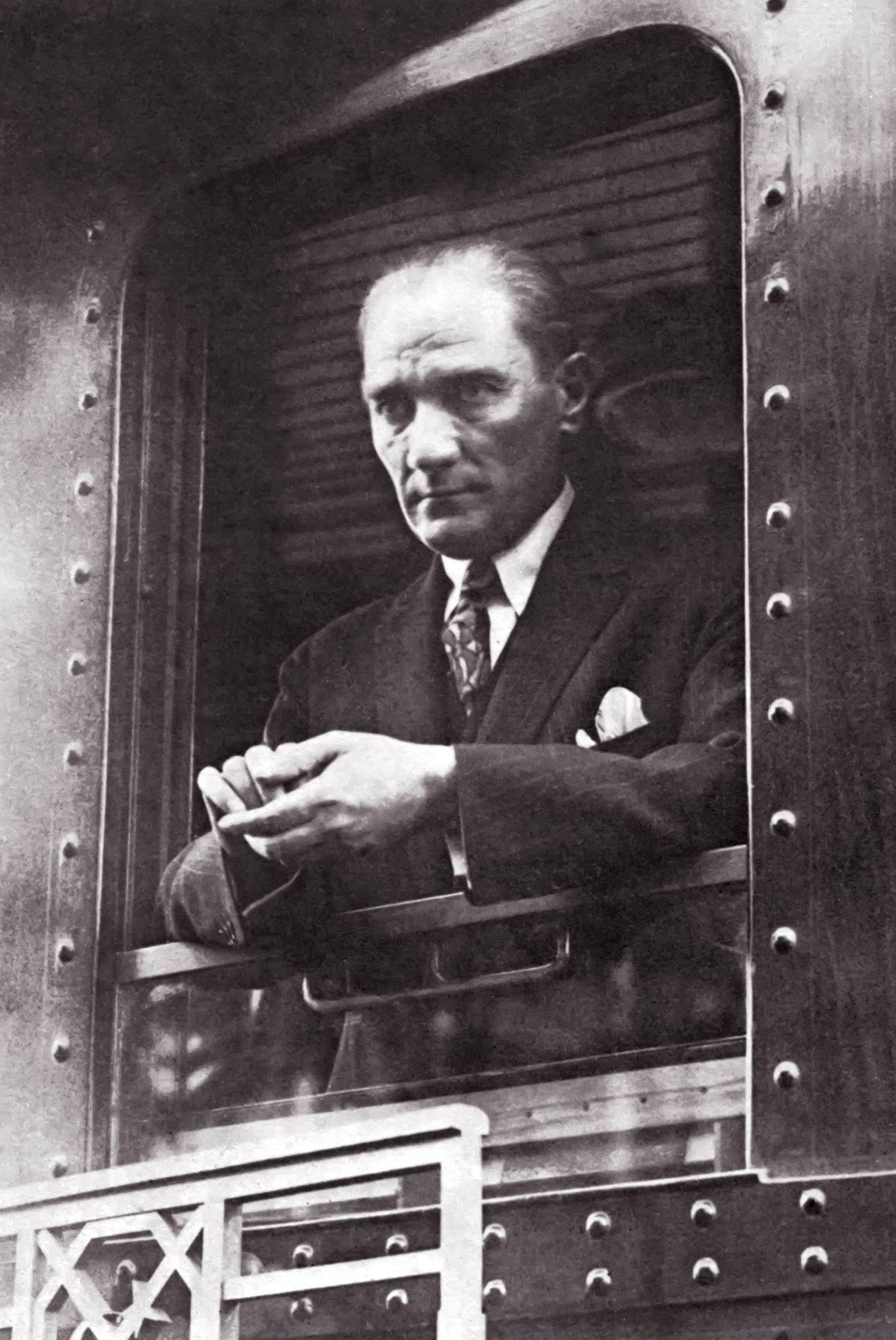 Atatürk und Eisenbahnen