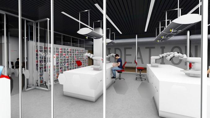 ABB robotics vyvíjí řešení pro budoucí nemocnici