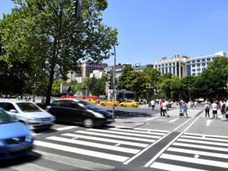 Fußgängerüberwege in Ankara