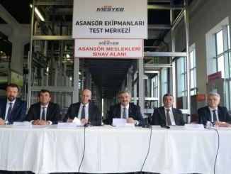 Starke Zusammenarbeit bei der Prüfung von Aufzugsschutzkomponenten