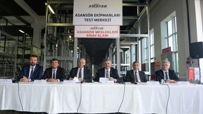 strong cooperation to test lift safety components