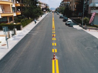 Ankara Metropolitan Road-Asphalt, Pedestrian Crossing and School Playground Lines