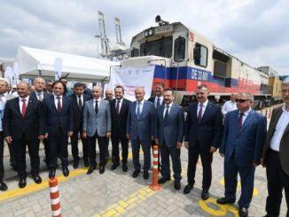 Turhan a réussi à faire du chemin de fer kilométrique moyen par an