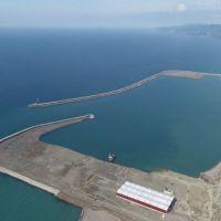 Minister Varank untersucht das Industrie- und Hafengebiet von Filyos