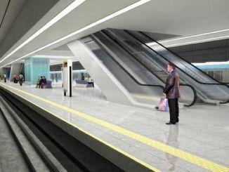 president secer gave good news for mersin subway