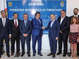 Bozankaya dan Timisoara menandatangani perjanjian trem senilai € juta
