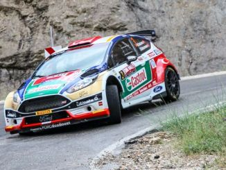 Castrol-Ford rally team will not leave the summit turkey istanbul