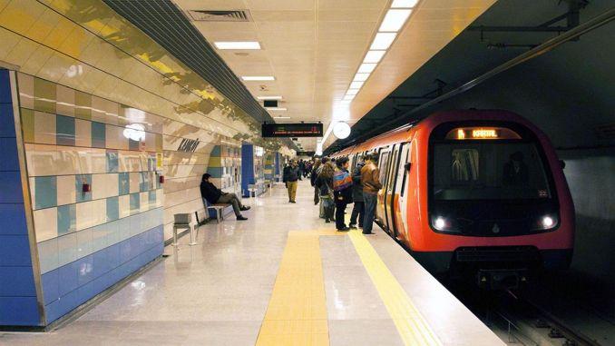 чекмекой санкактепе султанбейли метро ситуация