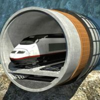 Chinese Companies to Build Submarine Railway Tunnel Between Tallinn-Helsinki