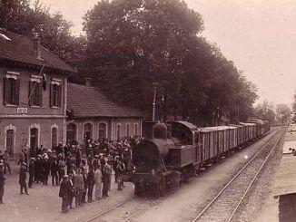 željeznički prijevoz