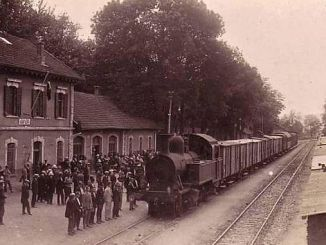 demiryolu ulasimi