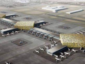 Το διεθνές αεροδρόμιο dubai al maktoum ανοίγει στο