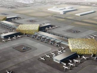dubai al maktoum international airport opens at