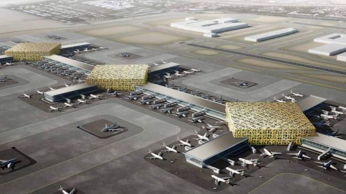 dubai al maktoum international airport opens at