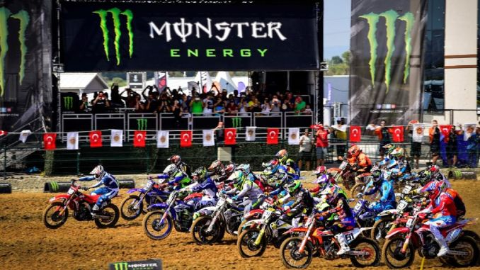 preparations for the world motocross championship