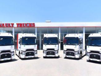 المدخرات النقل المبردة رينو Trucksta