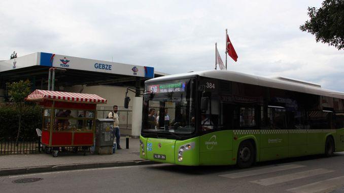 easy access to gebzeden istanbula