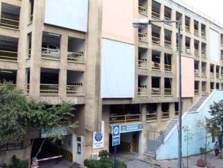 Renovation of gedikpasa storey car park will begin as soon as possible