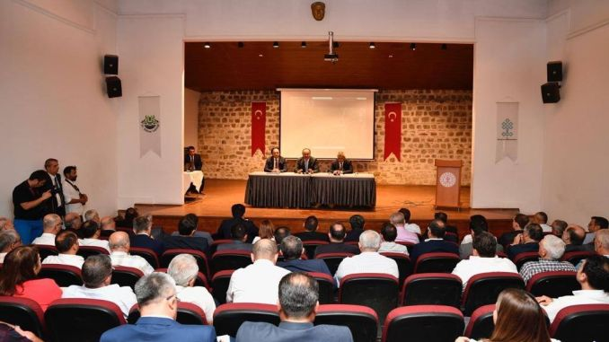 Halkali Kapikule Railway Project Information Meeting