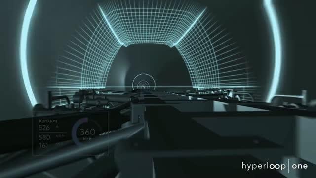 hyperloop train dvd original