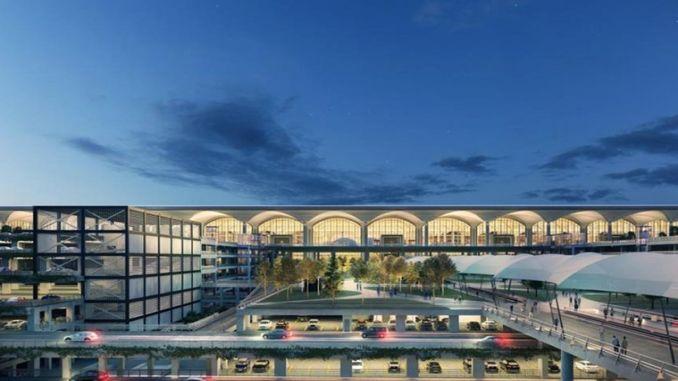 Istanbul Airport Parking Oras ng Oras at Araw ng Pagsingil