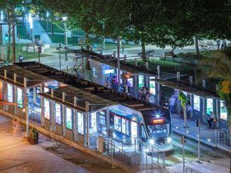 izmir tram and subway