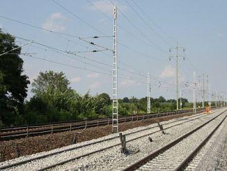 sebagai hasil dari tender modifikasi saluran transmisi listrik bekerja di kereta api kaysas kayseri