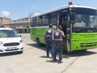 άτομα με προβλήματα όρασης που κακοποιούσαν το λεωφορείο