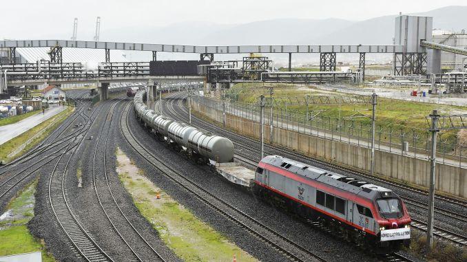 korfez ulastirma demiryolu filosunu genisletiyor