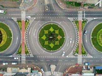 Kosekoy Interchange entlastete den Fahrzeugverkehr