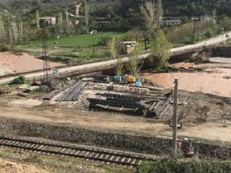malatya cetinkaya line highway upper pass will be completed in the range