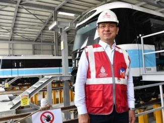 Die U-Bahn mecidiyekoy mahmutbey wird eine der verkehrsreichsten Linien Istanbuls sein