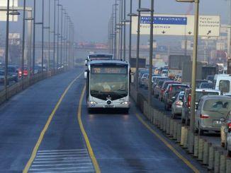 raspored metrobusa promijenjen u zimski raspored