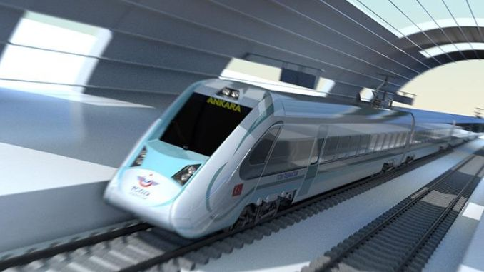 National Electric Train Set