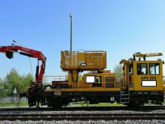 catenary maintenance vehicle for sale
