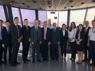 singapur aviation delegation angesehen istanbul airport tower