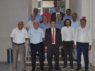 sivas demirspor club board meeting hölls