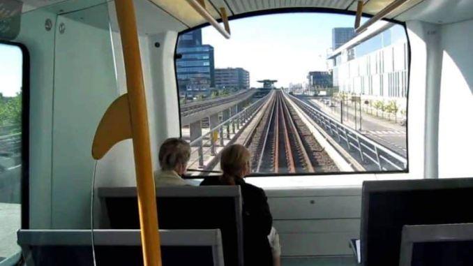 fahrerlose U-Bahn- und Signalanlagen