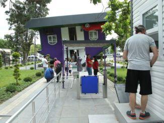 Обратный дом видит большой интерес со стороны граждан