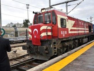 Primele exporturi prin Georgia către Turcia sunt de a instrui calea de mâine