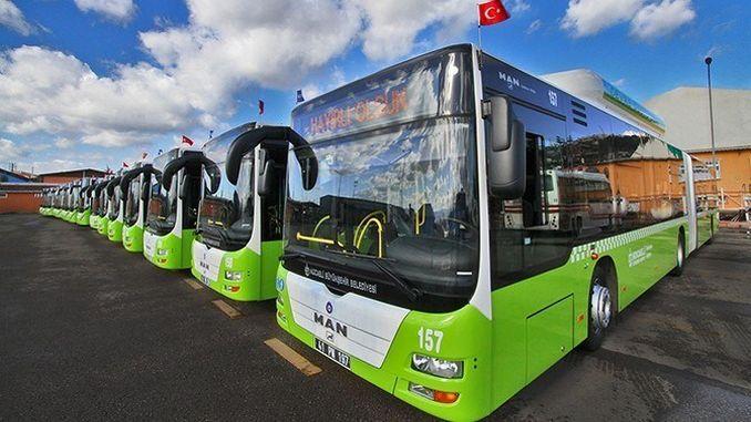 ulasimpark wird zusätzliche Busverbindungen für kpss arrangieren