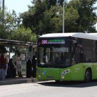 Los autobuses de TransportationPark se trasladaron a la población de Kocaeli en un mes