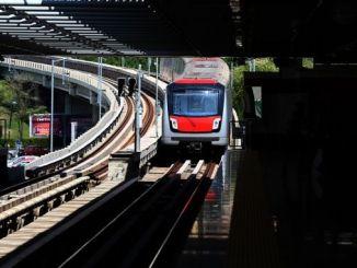 közlekedési minisztérium ankara bbden millió TL metró pénz